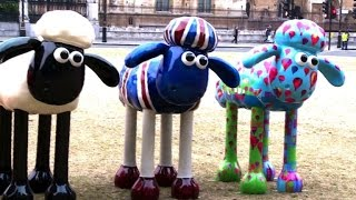 Shaun das Schaf erobert London