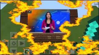 Gerçek televizyon yapımı | minecraft pe icatlar (açıklama)