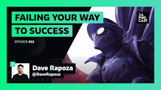 The DeviantArt Podcast | Episode 012: Failing Your Way to Success with Dave Rapoza