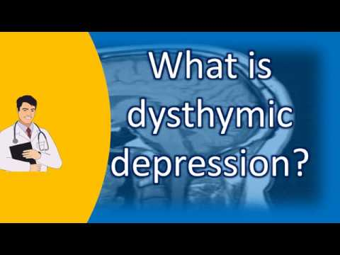 what-is-dysthymic-depression-?-|top-answers-about-health