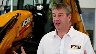 Video still for JCB's UK Factory Joins Global Call to Action Over Ventilator Shortage