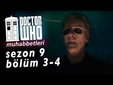 "DOCTOR WHO İnceleme - 9. Sezon 3. ve 4.  Bölüm - ""Under the Lake"", ""Before the Flood"""