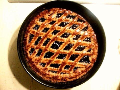 Linzer torte sally