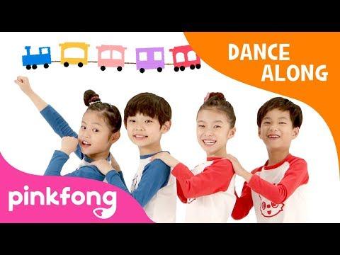Choo-Choo Train | Dance Along | Pinkfong Songs for Children