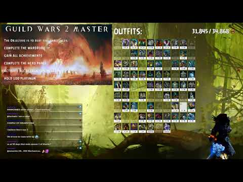 Guild Wars 2 Master - Day 81 - YouTube