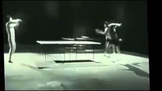 Bruce Lee (Брюс Ли) редкое видео мастерa