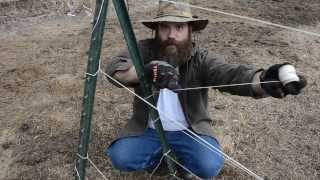 How To Build An A Frame Trellis