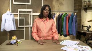 About Pam Howard & The Classic Tailored Shirt online class, on Craftsy