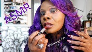 Makeup Ramble ASMR SOUNDS For Sleep Relaxation