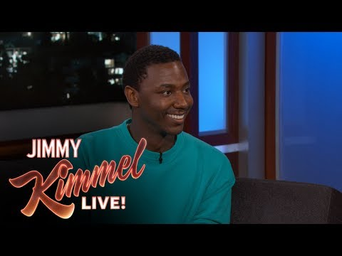 Jerrod Carmichael on Jay Z, Transformers & Buying People's Love