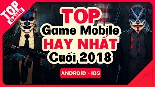 [Topgame] 9 Best New Android & IOS Games of November 2018