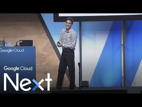 Easily prepare data for analysis with Google Cloud (Google Cloud Next '17)