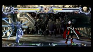 Classic Game Room - BLAZBLUE: CALAMITY TRIGGER for PSP review