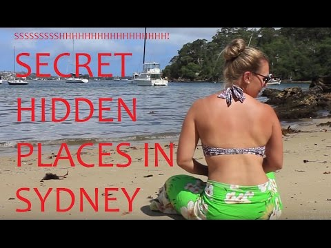 Hidden Gems in Sydney - Secret places to visit for backpackers in Sydney