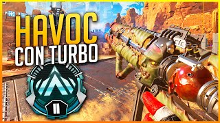 APEX LEGENDS: HAVOC CON TURBO QUE CASI ME CUESTA LA VIDA | Makina