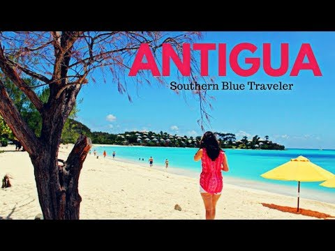 A Day in Antigua ~ Join us as we leave the cruise port  and travel around the island.