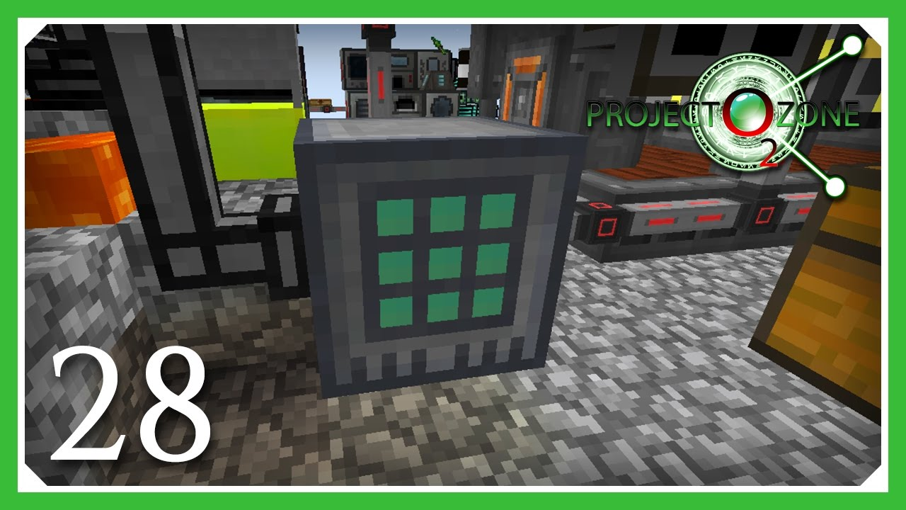 Project Ozone 2: Reloaded - Titan Mode | Octuple Compressed Cobble | E28  (Modded Minecraft 1 7 10) by Ector Vynk