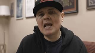 Billy Corgan of Smashing Pumpkins announces NWA Clarksville wrestling event