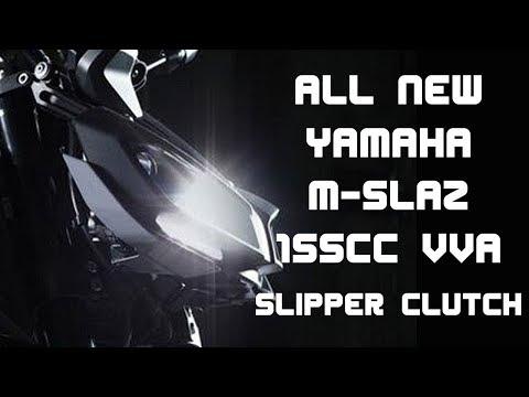All New Yamaha M-Slaz...