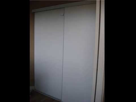 Diy Baby Proof Sliding Closet Doors Toddler Proof For Free Youtube