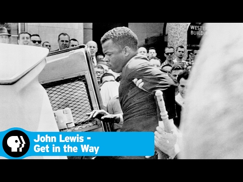 JOHN LEWIS - GET IN THE WAY | The Nashville Sit-Ins | PBS