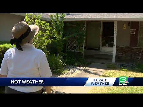 Meals On Wheels Makes Sure Elderly In Sacramento County Stay Cool