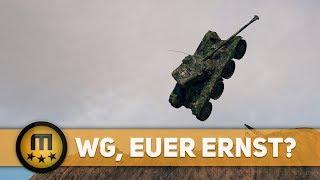 Radpanzer Gameplay: WG, Euer Ernst?