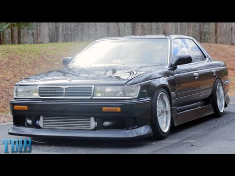 JDM Style and Skids!-Nissan Laurel Review!