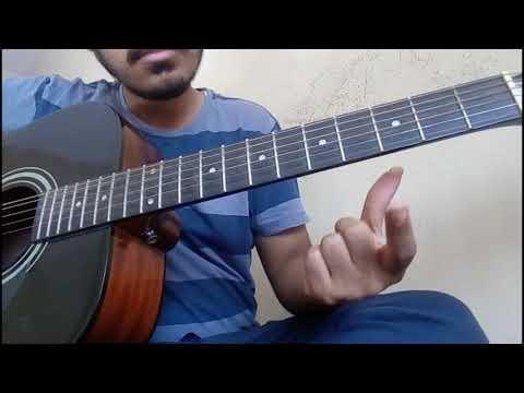 Arjun Reddy Love Bgm Guitar Lesson