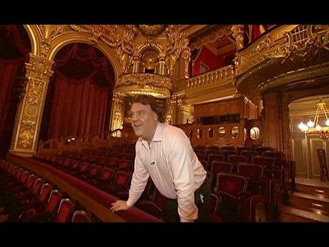 Bryn Terfel⭐Backstage im Opernhaus von Monte-Carlo