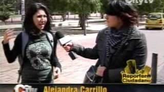 DENUNCIA DE UNIVERSITARIOS EN BOGOTÁ (Citytv)