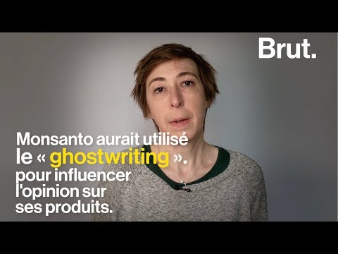 Comment Monsanto a manipulé l'information scientifique autour du glyphosate