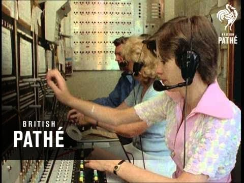 Telephone Switchboard (1970-1979)