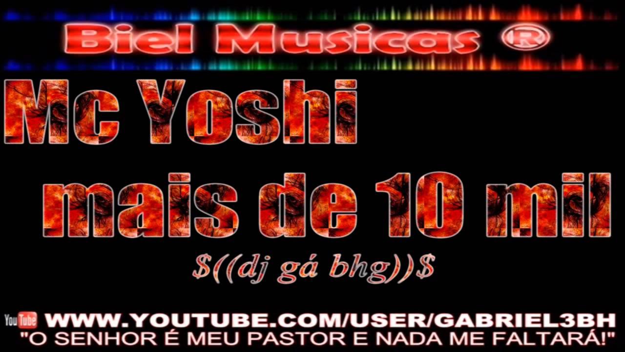 musicas de mc yoshi 2013