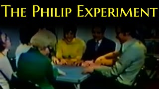 The Strange Story of The Philip Experiment - Creating Life From Thought | Mr. Davis
