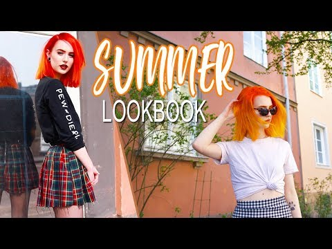 SUMMER LOOKBOOK 2018 | My Everyday Outfits