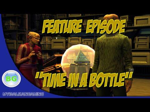 "Star Trek Online: ""Time in a Bottle"" Feature Episode"
