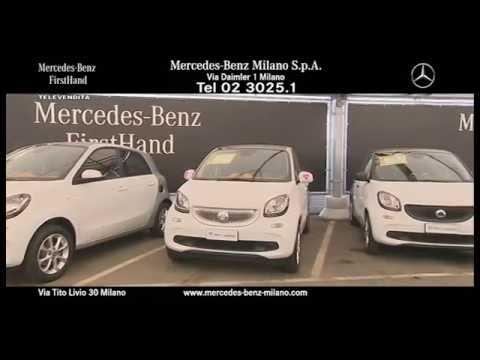 MERCEDES-BENZ MILANO Giugno 2016