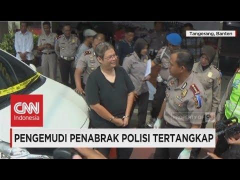 Pengemudi Penabrak Polisi Saat Operasi Zebra Tertangkap Mp3