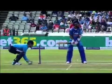 Cricket Lover   Rahane 106 Vs England 4th ODI 2014