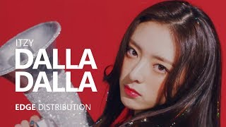 ITZY - 달라달라 DALLA DALLA | Edge Distribution
