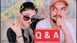 How Well Does My Husband Know Me?| Funny Deadly Punishment | Q&A with the husband