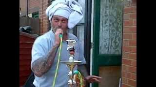 Funny Uncle Smoking Shisha (Hilarious).3GP