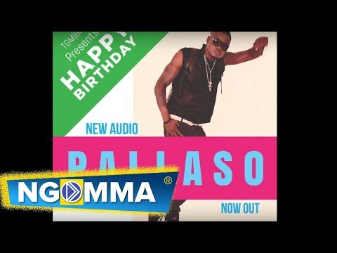 PALLASO - HAPPY BIRTHDAY