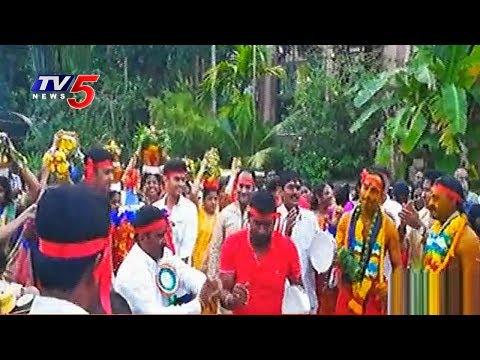Bonalu Celebrations In Singapore | TV5 News
