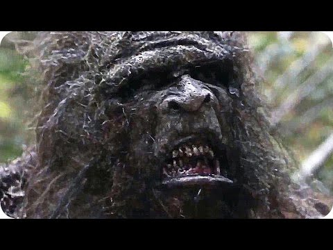 STOMPING GROUND (2016) Bigfoot Horror Movie