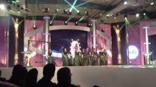 Mehwish Hayat performs at VCB2013