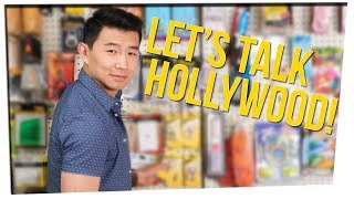 Off The Record: Let's Talk About Acting! ft. Simu Liu & David So