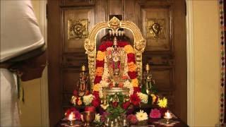 """Essence of Bhagavad Vishayam - 108 Sanskrit Hymns on Venkateswara - """"Daya Sathakam"""" (Vedanta Desika)"""