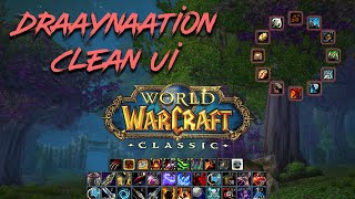 Classic WoW Clean UÏ Addons Overview